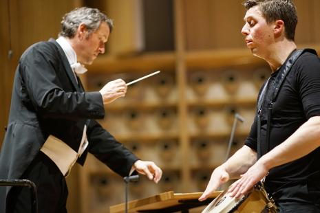 Markus Poschner, Martin Grubinger