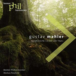 CD Gustav Mahler Symphonie Nr. 1 D-Dur Der Titan