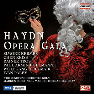 CD Haydn Opera Gala
