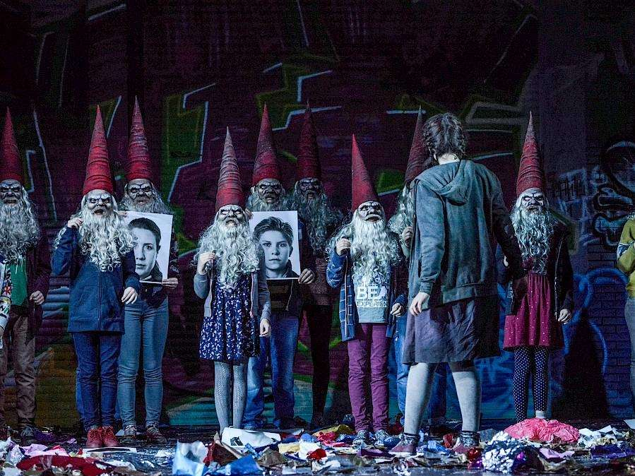 Oper Zürich - Hänsel und Gretel - 2018/19