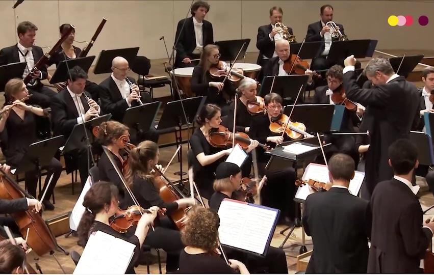 Wiener Kammerorchester und Markus Poschner