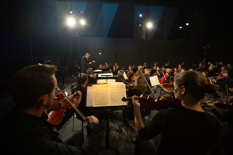 Markus Poschner und das Bruckner Orchester Linz