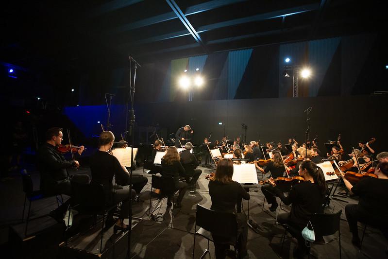 Markus Poschner und Bruckner Orchester Linz