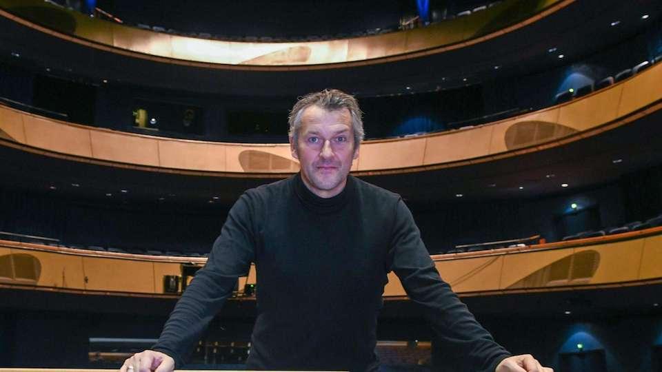 Interview mit Markus Poschner in der Frankfurter Rundschau