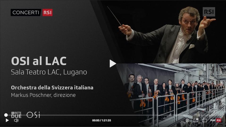 Concerti RSI - Strauss und Bartók