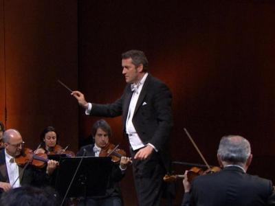 Markus Poschner und das Orchestra della Svizzera italiana