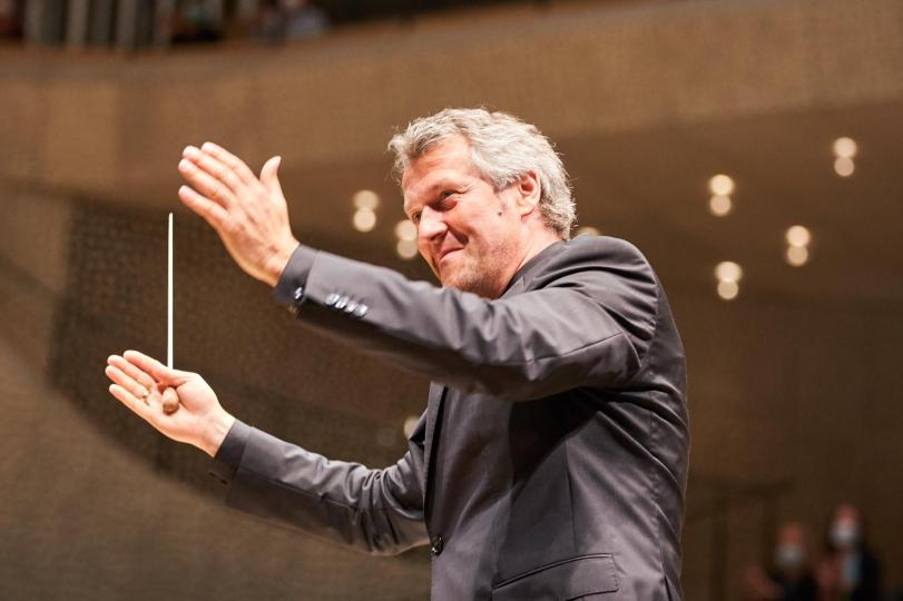 Dirigent Markus Poschner