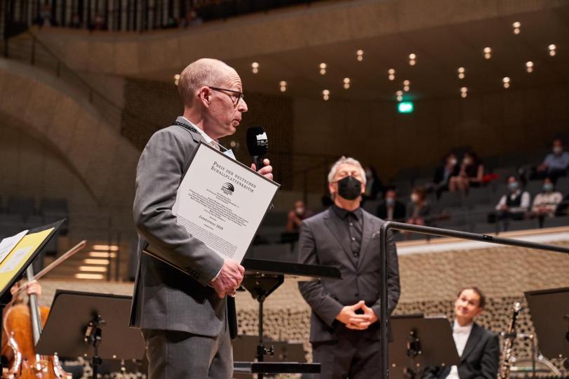 Preisverleihung Preis der deutschen Schallplattenkritik