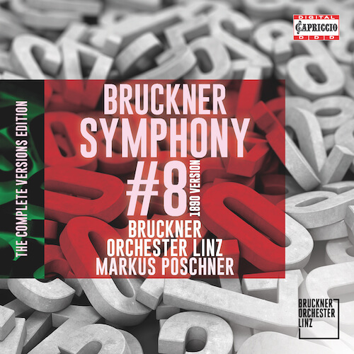 Anton Bruckner Symphony #8
