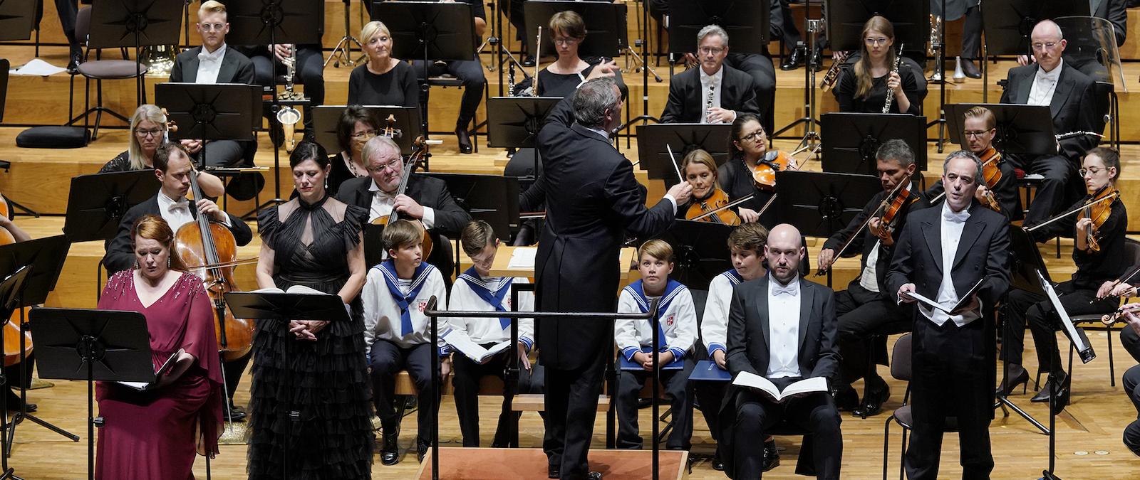 Konzert Brucknerfest Linz