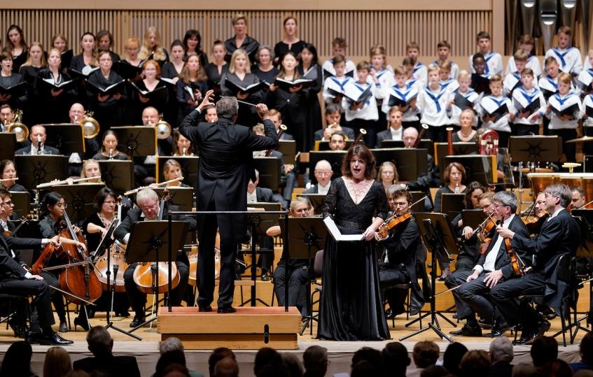 Mahlers Dritte im Brucknerhaus